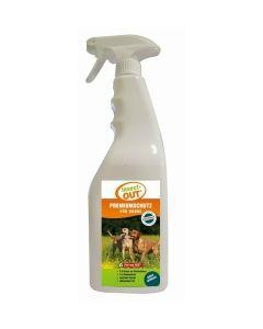 spray tegen teken hond en kat