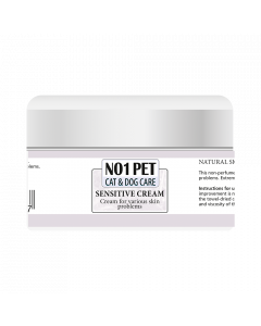 Petz Therapy Sensitive Creme Jeuk Wondjes Alle Dieren