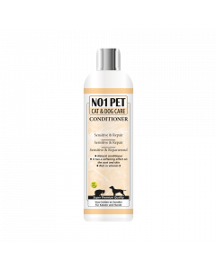 Petz Therapy Sensitive & Repair Conditioner Hond en Kat Huidproblemen