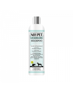 Petz Therapy Sensitive & Repair Shampoo Hond en Kat Intensief