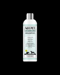Petz Therapy Shampoo Witte hond en katten intensief