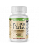 Nature's Stance Haar-en vachtverzorging voor honden en katten